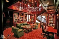 Two story library | Home: Library | Pinterest
