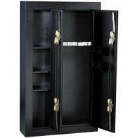 8 Gun Double Door Steel Cabinet   Gun Safes   Pinterest