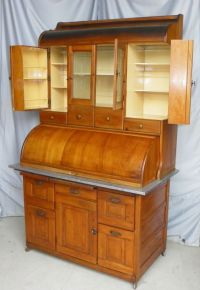 Antique Bakers Cabinet-Hoosier Co | vintage kitchen ...