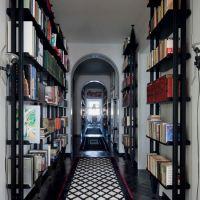 プロのお宅のデコレーション:バーバラさんのモノトーンのグラム・エッジィな部屋。