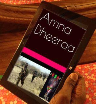"""""""Amna Dheeraa"""" – A New eBook   As Afan Oromo literature continues to burgeon in Oromiyaa and beyond, the online digital shelf is also filling up fast with Afan Oromo eBooks. The newest addition to this digital shelf is Daani'eel Tafarraa Dibaabaa's """"Amna Dheeraa"""" with editor Jaalala Biyyaa"""
