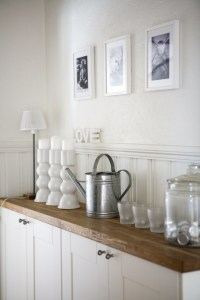 Ikea kitchen cabinet credenza hack. | for the home | Pinterest