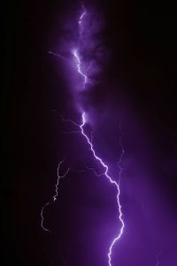Purple Lightning Images - Reverse Search
