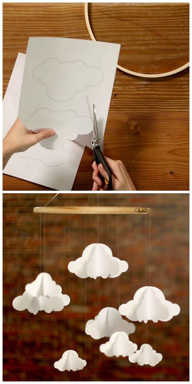 papel nuvem móvel