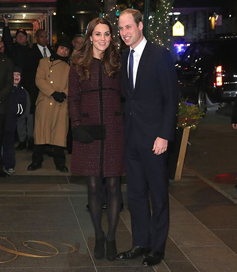 Kate Middleton, Prince William Land in NYC For U.S. Visit: Pics - Us Weekly