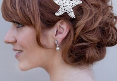 Short Hairdos For Wedding