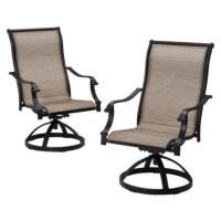 Patio Swivel Chair Set | Furniture | Pinterest