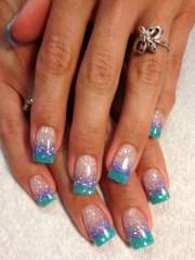 blingy summer nails nail ideas
