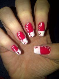 cool nail design | Super Cool Nails | Pinterest