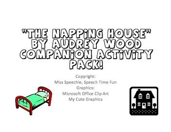 The Napping House: Companion Activity Pack