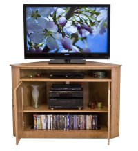 Flat Screen Corner Entertainment Center | For the Home ...