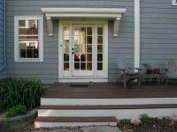 Front Door Overhang Design Plans | Joy Studio Design ...