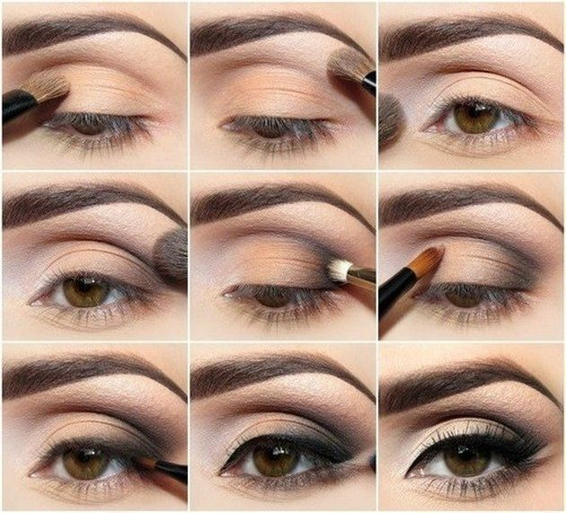 11 Makeup tutorials for brown eyes. Visit Beauty.com for brown eyed makeup you will love.