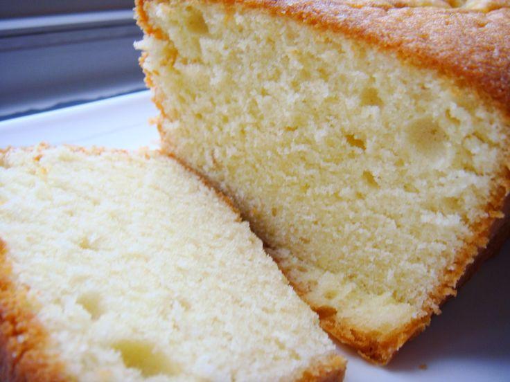 Philadelphia Cream Cheese Pound Cake