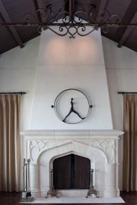 Spanish Fireplace | IDEAS | santa barbara | Pinterest