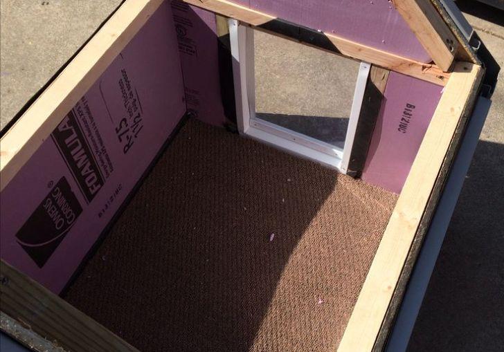Insulated Dog House Diy