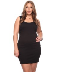 plus size little black dress | Cute Clothes | Pinterest