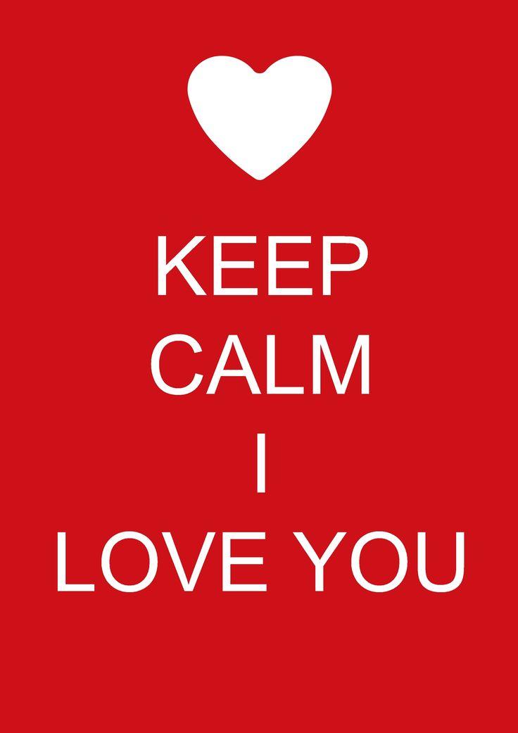 Keep Calm And Love Donna