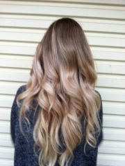 soft ombre hair colour