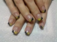 Steelers | Nails | Pinterest