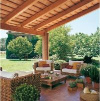 Backyard Dream True With Covered Patios - Home Design Elements