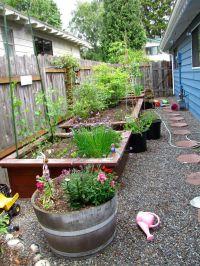 side yard idea | Beautiful backyard/patio | Pinterest