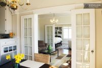 Dining room (with french doors open) | Renovations | Pinterest