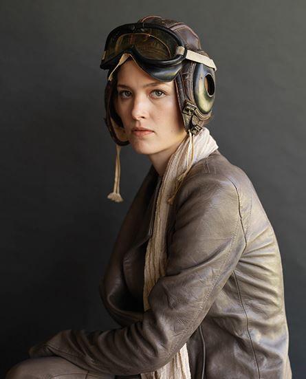 Amelia Airhart costume