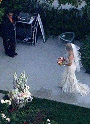 JLo and Marc Anthony Wedding  Celebrity Weddings  Pinterest