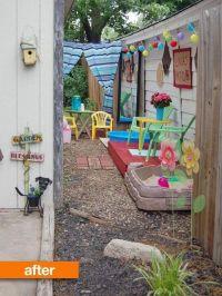 Kid Friendly Small Backyard Designs   Home Office Ideas