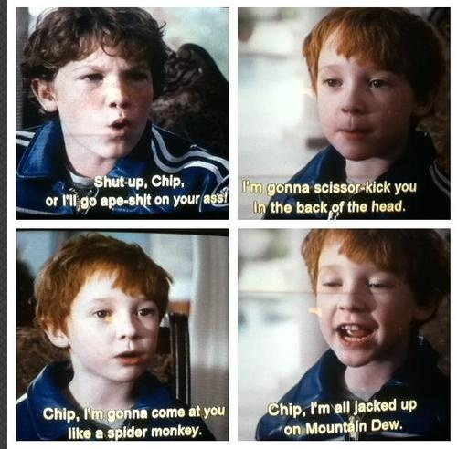 Talladega Nights Kid Quotes