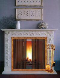 Fireplace Mantel | Custom Fireplace Mantels | Pinterest