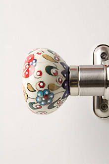 floral handle