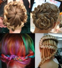 Different Braids | hair styles | Pinterest