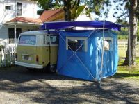 Vw bus side tent for sale