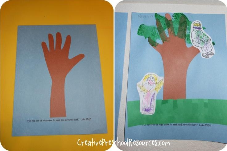 Jewel Unique Creator Bible Preschool Crafts