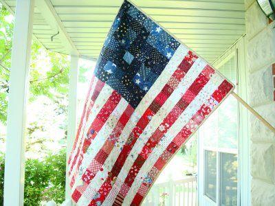 Freda's Hive, great flag