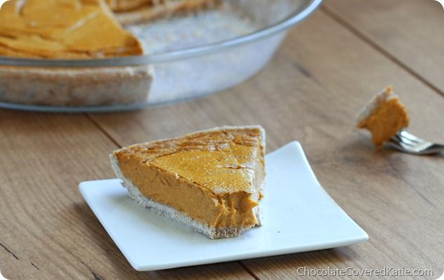 pumpkin pie recipe using coconut milk recipes pinterest