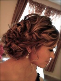 Untamed Tresses   Naturally Curly Wedding Hairstyles Of ...