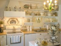 kitchen shelves instead of cabinets | Hey good lookin ...