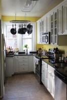 Yellow Kitchen   Kitchen organization/ideas   Pinterest