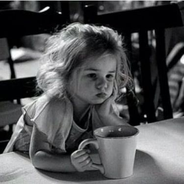 Monday mornings... MORE COFFEE, PLEASE!