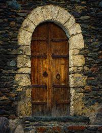 Ancient door | Tuscany Inspired | Pinterest
