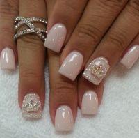 Princess Nails | Nails | Pinterest