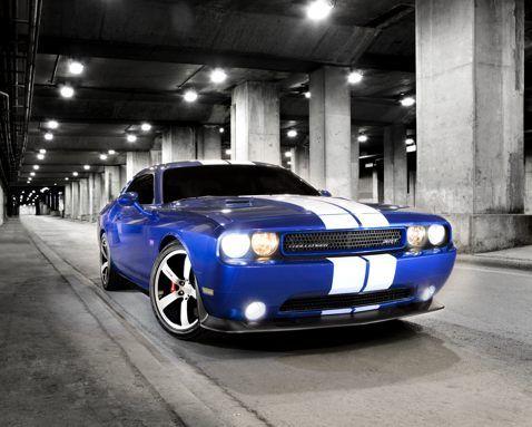 Undeniably Cool Dodge Challenger SRT via carhoots.com