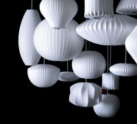 bubble lamp | George Nelson | Lamp | Pinterest