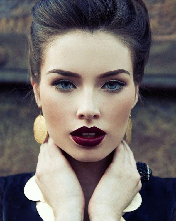 gorgeous makeup //click for Fall makeup resolutions!