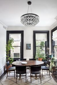 black window trim. | For The Home | Pinterest