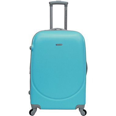 Travelers Club Barnet Upright Luggage - jcpenney