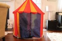 Ikea circus tent | play | Pinterest